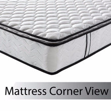 Load image into Gallery viewer, Pillowtop Mattress, 28cm Thick, King Single