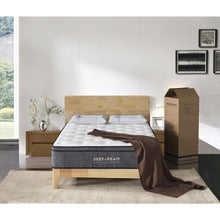 Load image into Gallery viewer, Eurotop Mattress, 5 Zone Pocket Spring, Latex Foam, 34cm, Double