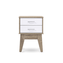 Load image into Gallery viewer, Bedside Table, Oak