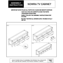 Load image into Gallery viewer, Nowra 3 Drawer Large Tv Unit