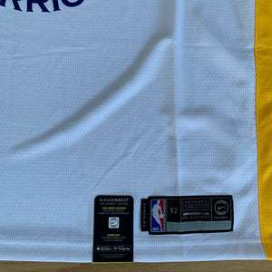 Blank Golden State Warriors Nike Connect Jersey