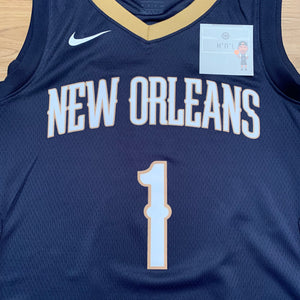 Zion Williamson New Orleans Pelicans Nike Jersey
