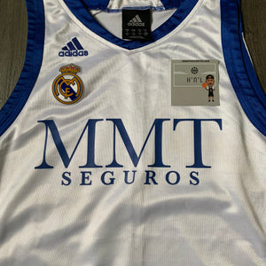 Real Madrid Adidas Game Jersey