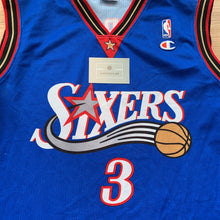 Load image into Gallery viewer, Allen Iverson Philadelphia 76ers Champion Jersey