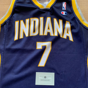Jermaine O'Neal Indiana Pacers Champion Jersey