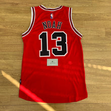 Load image into Gallery viewer, Joakim Noah Chicago Bulls Adidas Jersey