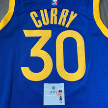 Load image into Gallery viewer, Steph Curry Golden State Warriors Nike Jersey