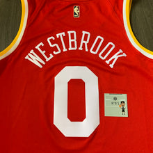 Load image into Gallery viewer, Russell Westbrook Houston Rockets Nike Jersey