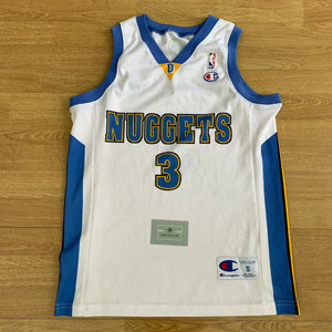 Allen Iverson Denver Nuggets Champion Jersey