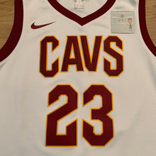 Load image into Gallery viewer, LeBron James Cleveland Cavaliers Nike Jersey