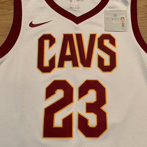 LeBron James Cleveland Cavaliers Nike Jersey
