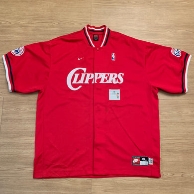 LA Clippers Nike Shooting Jersey