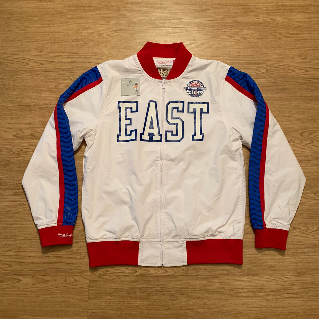 All Star East Chicago 1988 Mitchell & Ness Track Jacket