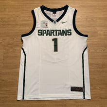 Load image into Gallery viewer, Michigan State Spartans NCAA Nike Jersey