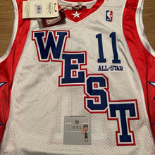 Load image into Gallery viewer, Yao Ming All Star West 2004 Authentic Mitchell & Ness Jersey
