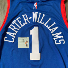 Load image into Gallery viewer, Michael Carter-Williams Philadelphia 76ers Adidas Jersey