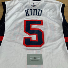 Load image into Gallery viewer, Jason Kidd Team USA Reebok Jersey