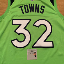 Load image into Gallery viewer, Karl Anthony Towns Minnesota Timberwolves Nike Jersey