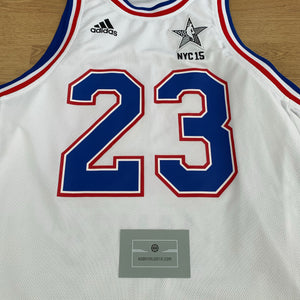 LeBron James All Star Adidas Jersey