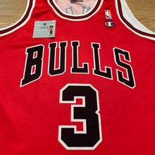Load image into Gallery viewer, Tyson Chandler Chicago Bulls Champion Jersey