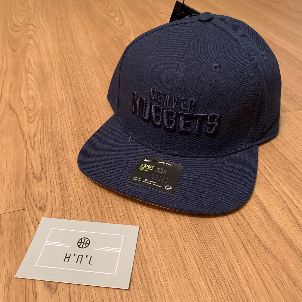Denver Nuggets Nike SnapBack