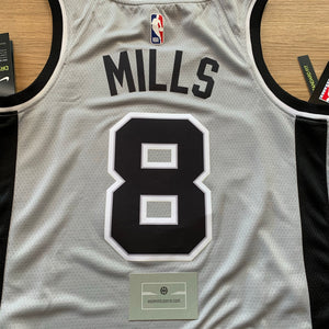 Patty Mills San Antonio Spurs Nike Jersey