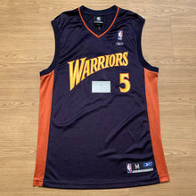 Load image into Gallery viewer, Baron Davis Golden State Warriors Reebok Jersey