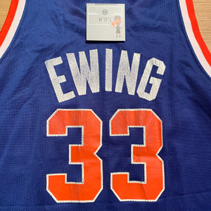 Patrick Ewing New York Knicks Champion Jersey