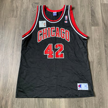 Load image into Gallery viewer, Elton Brand Chicago Bulls Champion Jersey