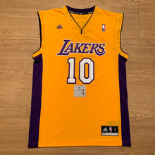 Load image into Gallery viewer, Steve Nash LA Lakers Adidas Jersey