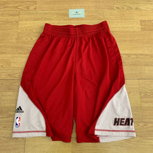 Load image into Gallery viewer, Miami Heat Reversible Adidas Shorts