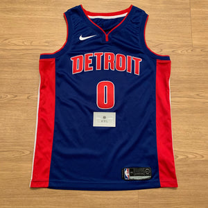 Andre Drummond Detroit Pistons Nike Jersey