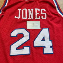 Load image into Gallery viewer, Bobby Jones Philadelphia 76ers HWC Champion Jersey
