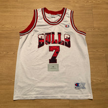 Load image into Gallery viewer, Ben Gordon Chicago Bulls Champion Jersey