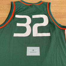 Load image into Gallery viewer, University of Miami NCAA Nike Jersey