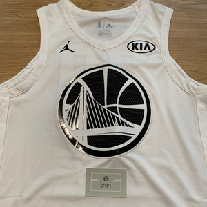 Steph Curry Authentic 2018 All Star Nike Jersey