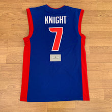 Load image into Gallery viewer, Brandon Knight Detroit Pistons Adidas Jersey