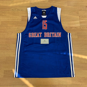 Andrew Betts Great Britain Adidas Jersey
