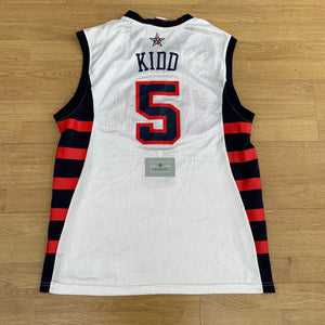 Jason Kidd Team USA Reebok Jersey