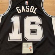 Load image into Gallery viewer, Pau Gasol San Antonio Spurs Nike Jersey