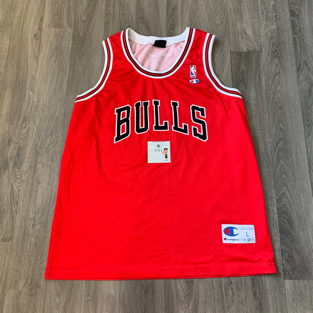 Chicago Bulls Champion Jersey