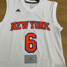 Load image into Gallery viewer, Kristaps Porzingis New York Knicks Adidas Jersey