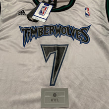 Load image into Gallery viewer, Lovett Minnesota Timberwolves Adidas Jersey