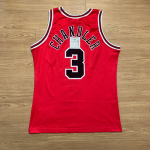 Tyson Chandler Chicago Bulls Champion Jersey
