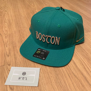 Boston Celtics Nike SnapBack