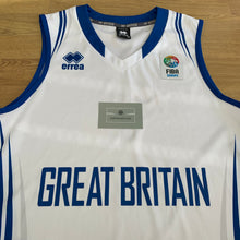 Load image into Gallery viewer, Great Britain Euro Championship Errea Jersey