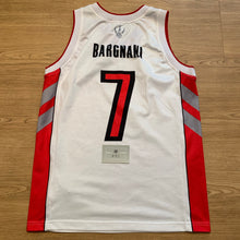 Load image into Gallery viewer, Andrea Bargnani Toronto Raptors Champion Jersey