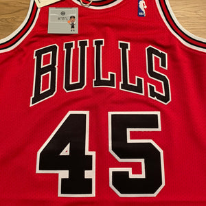 Michael Jordan Chicago Bulls Authentic Mitchell & Ness Jersey