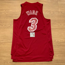Load image into Gallery viewer, Dwyane Wade Miami Heat Adidas Jersey