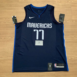 Luka Doncic Dallas Mavericks Nike Jersey